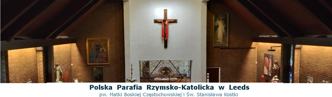 Polska Parafia Rzymsko-Katolicka w Leeds